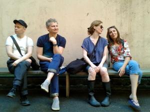 gang in Riga
